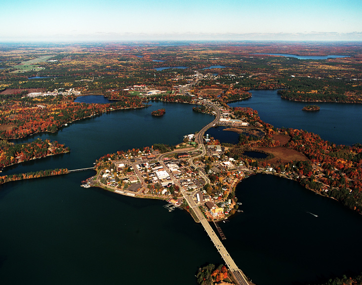 Minocqua-Downtown